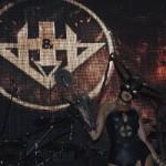 """MÉXICO, D.F., 27NOVIEMBRE2015.- La quinta edición del festival de música metal """"Hell and Heaven"""" fue anunciado en conferencia en el Plaza Condesa. Jorge Islas y José Luis, organizadores del festival, dieron algunos adelantos del cartel de las bandas que se presentarán, entre las cuales se encuentra """"Rammstein"""". La presentación culminó con un breve concierto de la banda de metal nacional """"Tanus"""".  FOTO: GALO CAÑAS /CUARTOSCURO.COM"""