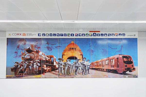 metro-revolución