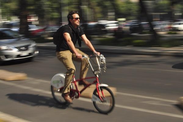 Resultado de imagen para ciclista cdmx