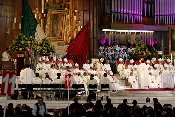 papa basílica de guadalupe 3