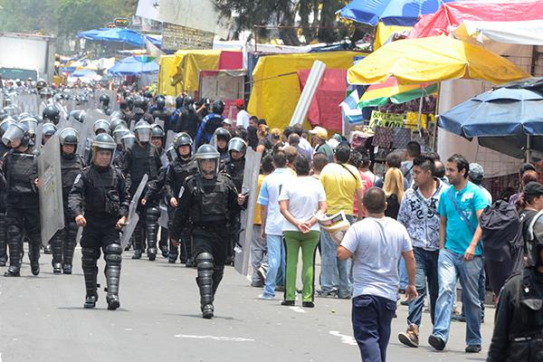 Tianguis y mercados que todo Chilango debe conocer - Máspormás Felipe 250