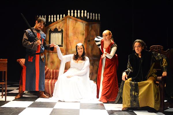 Tres obras de teatro perfectas para un martes por la noche for La cocina obra de teatro
