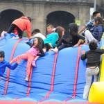 CIUDAD DE MÉXICO, 21MARZO2016.- Niños disfrutan de las vacaciones de Semana Santa en la ciudad de México, donde existen diversas actividades para divertirse. FOTO: ARMANDO MONROY /CUARTOSCURO.COM
