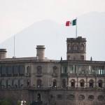 CIUDAD DE MÉXICO, 29MARZO2016.- Vista del Castillo de Chapultepec durante una tarde brumosa y con calidad de aire aceptable.  FOTO: DIEGO SIMÓN SÁNCHEZ /CUARTOSCURO.COM