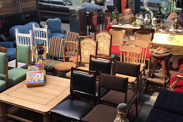 Porque lo vintage no pasa de moda 4 tiendas de for Mueblerias df baratas