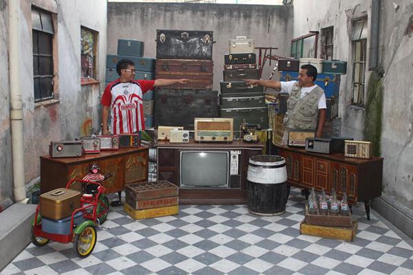 Porque lo vintage no pasa de moda 4 tiendas de for Donde puedo conseguir muebles baratos