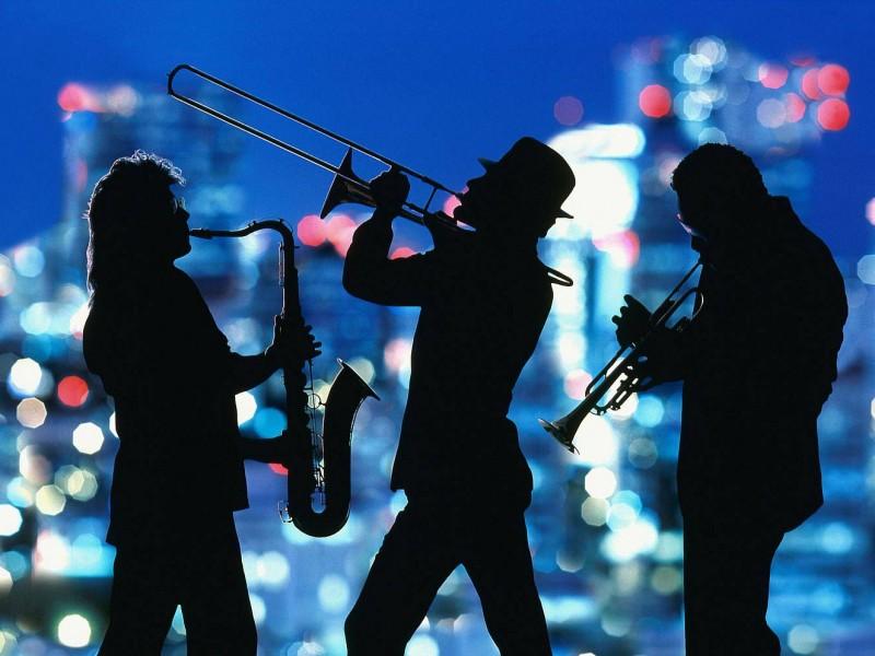 JAZZ MUSICIANS AGAINST CITY