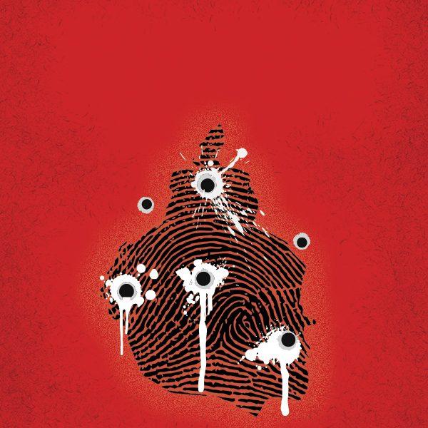 Los crímenes de tu delegación. Arte Andree Ávalos