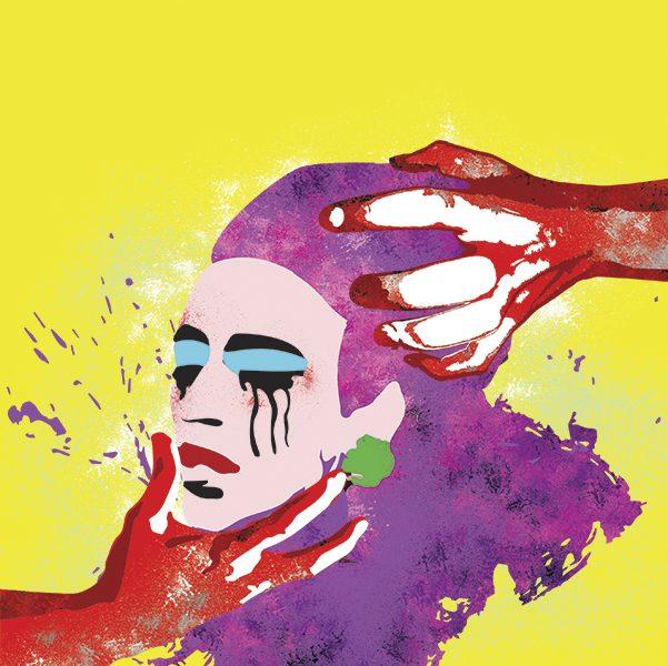 Uno de cada cinco asesinatos de personas transgénero en México durante los últimos 20 años ocurrió en la Ciudad de México. Arte por Andree Ávalos