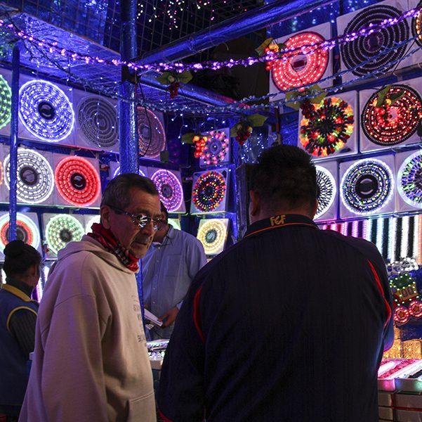Bazares para esta navidad en la Ciudad de México