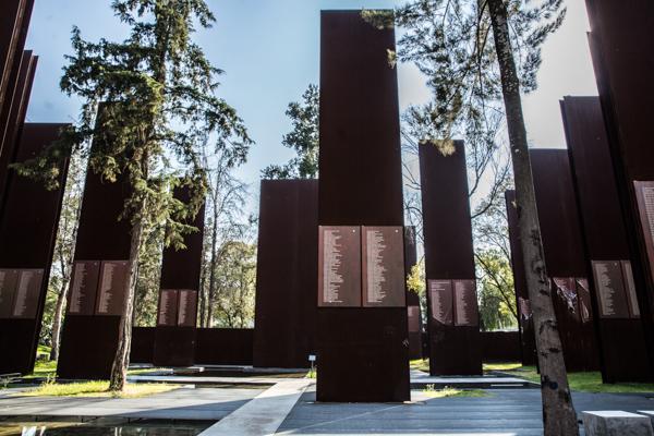 Memorial de Víctimas de la violencia del Estado 1