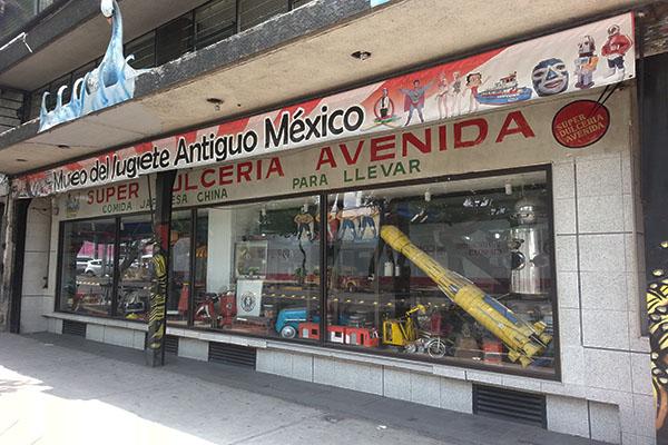 El Museo del Juguete Antiguo cumple su noveno aniversario.