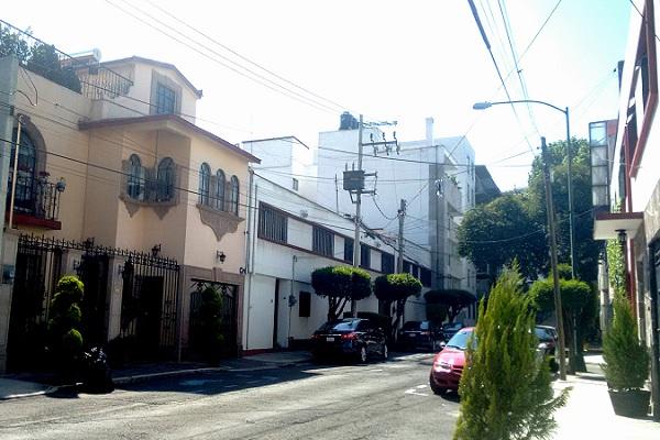 calles, edificios, arte