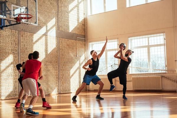 ¿Dónde jugar basquetbol en la CDMX?