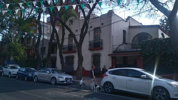 En la colonia Escandón aún hay casas con historia