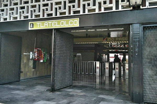 En metro Tlatelolco puedes encontrar muchos atractivos como la Plaza de las Tres Culturas y los machetes.