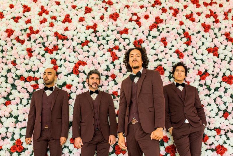 Este grupo de funk y rock psicodélico de Los Ángeles