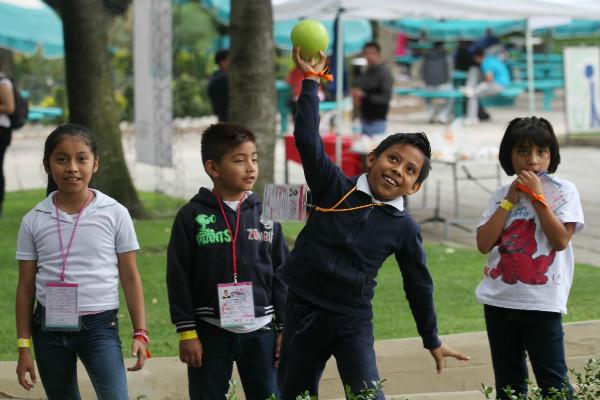 El 23 de abril habrá un magno festival en el Zócalo con motivo del Día del Niño.