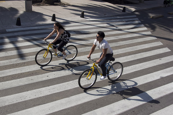 Foro mundial de la bicicleta en la CDMX