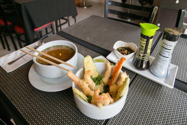 El udon es un plato representativo de la gastronomía nipona