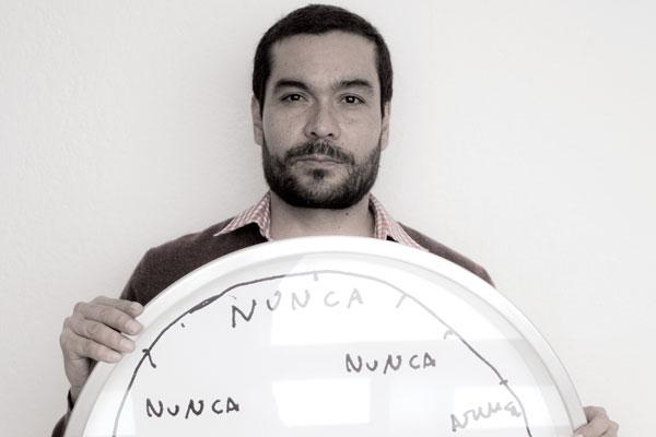 Alejandro Magallanes expone sus ilustraciones en la Cineteca Nacional