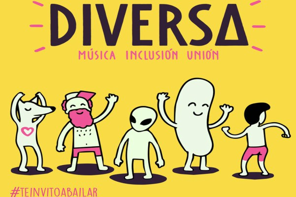El 10 de junio se celebrará la primera edición del Festival Diversa.