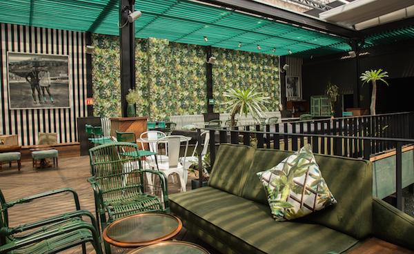 Hotel Casa Awolly Sinaloa 57, col. Roma. Es un lugar ideal para todo público