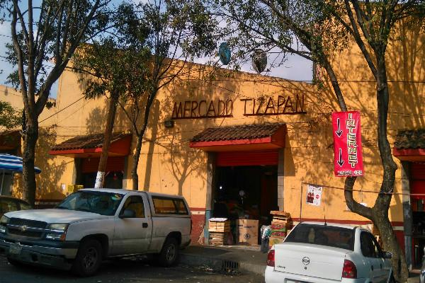 Por su historia y productos el Mercado de Tizapán es uno de los más tradicionales de la Ciudad de México.