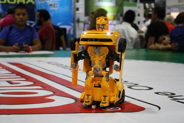 Expo Bug Toys se realiza del 19 al 21 de mayo en el Pepsi Center
