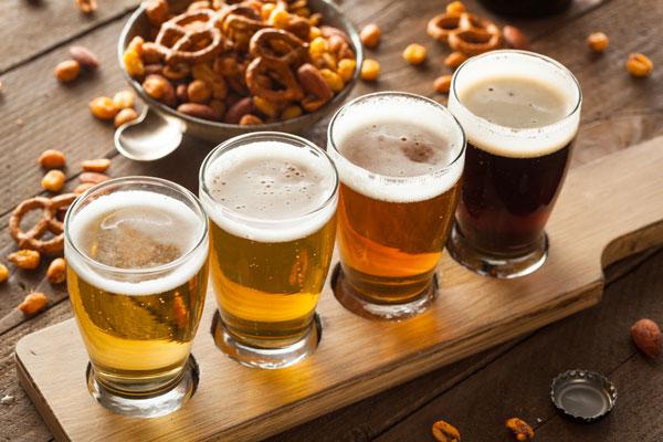El Festival de la cerveza se realiza del 5 al 7 de mayo