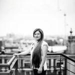 Violeta Sánchez, una traductora de lengua náhuatl