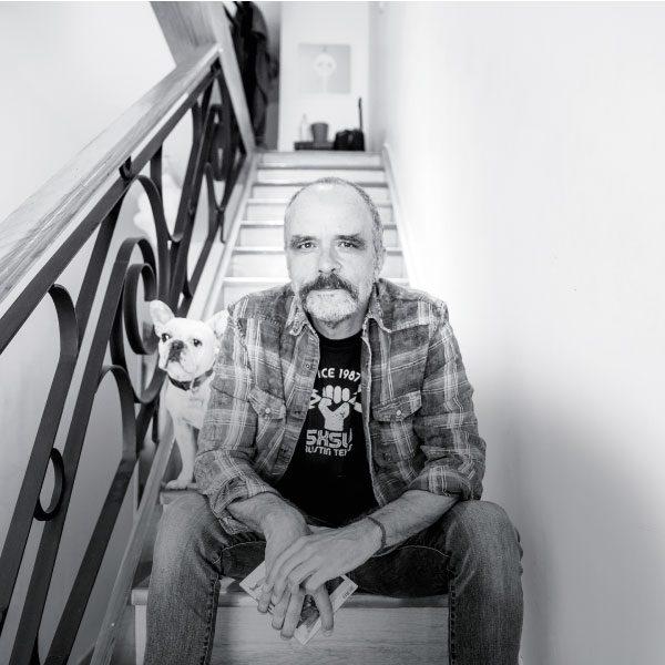 Diego Herrera hace música para la CDMX