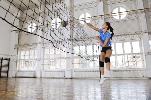 Aprende a jugar voleibol en estos lugares de la CDMX